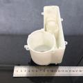 CNC machining service plastic toy prototype 3D printing