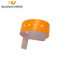 RFID Disposable Wristbands 213 216 NFC 13.56mhz Bracelet