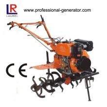 6.3kw Diesel Power Tiller für Garten Grubber