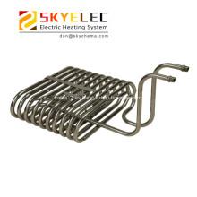 intercambiador de calor de acero inoxidable (utilizado para solución de recubrimiento)