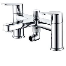 Sanitärware Messing Zwei-Griff-Dusche Mixer Wasserhahn
