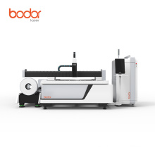 China Bodor looking for distributors Dual use CNC Fiber Tube / Pipe and Sheet/Plate Metal Laser Cutter Machine with cheap price