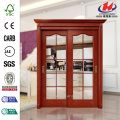 Sliding System Inserts Oval Glass Closet Doors