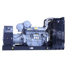 Generador de potencia diesel Aosif con motor Perkins y alternador sin escobillas 640kw