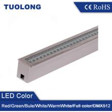 Luz de tierra lineal LED hecha en fábrica con nuevo modelo ajustable de ángulo 36W