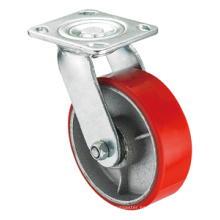 Heavy Duty Caster Series- 4in. Girar