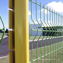 Galvanized and PVC Coated Welded Wire Mesh Fence wire mesh fence