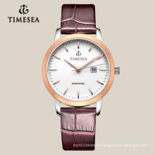 Shenzhen Factory Custom Own Logo Timepiece Designer Ladies Watch 71011