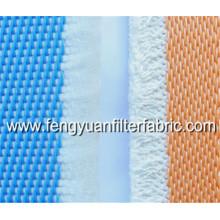 Malha de tecido de dessulfuração de poliéster