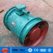 Ventilateur axial d'écoulement anti-déflagrant marin de série de CBZ de fabrication