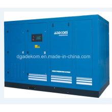 Compresseurs d'air à vis haute / moyenne pression injectés à l'huile (KHP160-20)