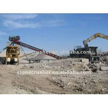 Линия по производству кварцевого камня 50-500ТПТ