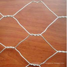 Materiales de construcción Galvanized Hexagonal Wire Mesh Netting (Anjia-105)