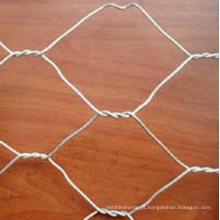 Materiais de Construção galvanizado Hexagonal Wire Mesh Netting (Anjia-105)