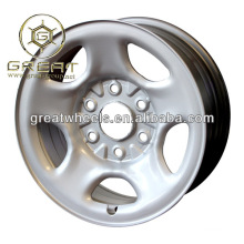 New utility 16x5.5 chinese light truck rim wheel for light truck rim
