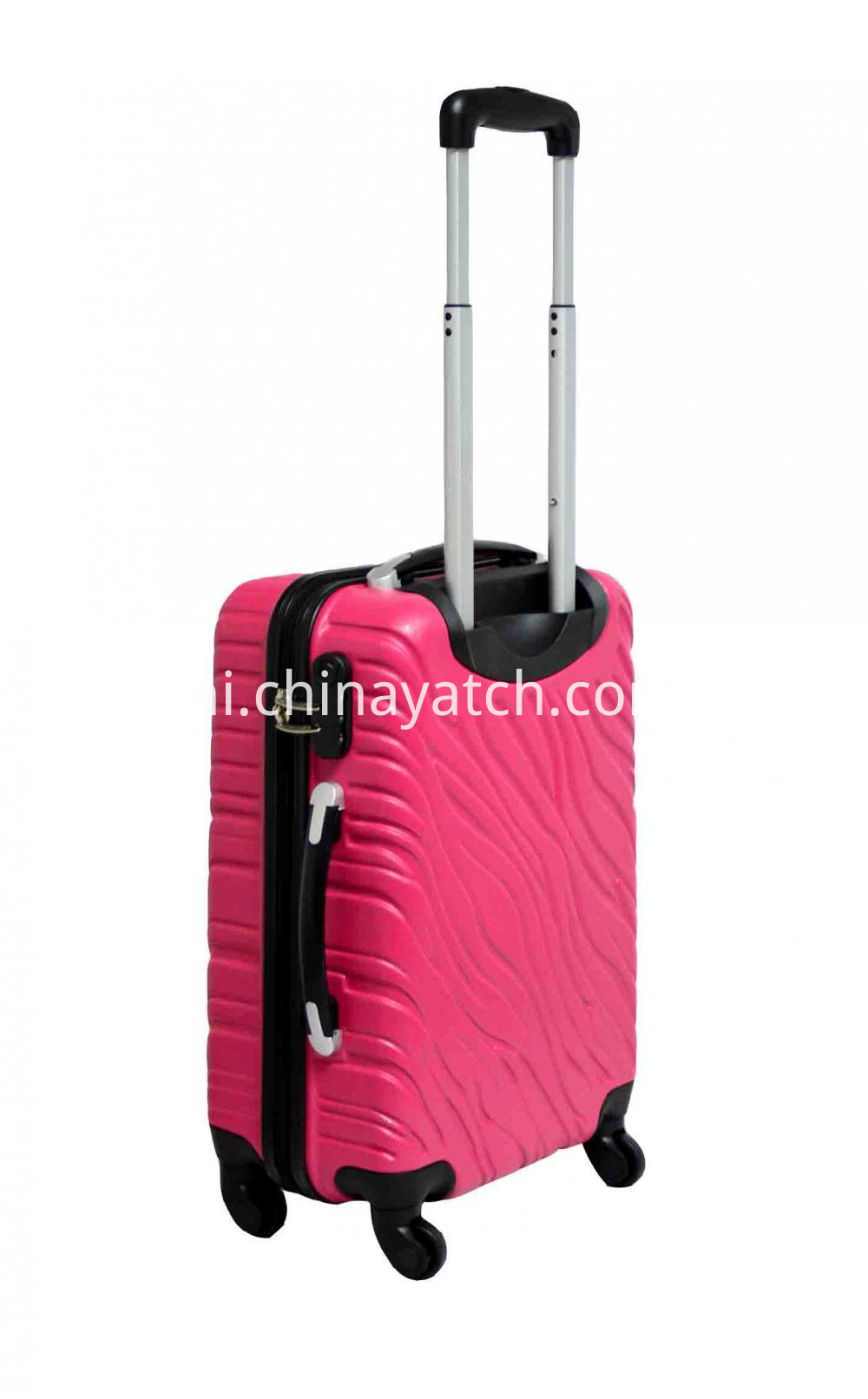 Luggage With Fixed Color