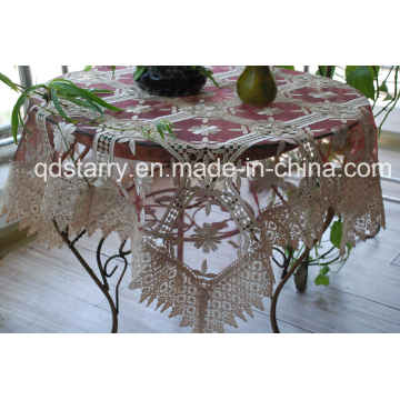 Lace Table Cloth Home Decoration St0086