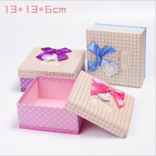 OEM China High quality for Gift Box Design Decorative Gift Boxes With Lids export to Denmark Manufacturers