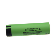 NCR18650b Rechargeable 3400mAh 3.7V 18650 Lithium Batteries