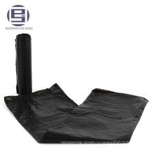Дешевые большой емкости черные пластиковые мешки для мусора