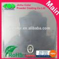 Chrome mirror effect powder coating paint