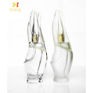 Frasco de vidro de perfume barato Cosmetic Bottle Cosmetic Packaging