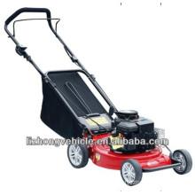 3.5HP B & S 16 pulgadas acero deck mano empuje manual cortadora de césped, cortacéspedes de césped eléctrico automotor, cortacéspedes de césped de empuje de manos