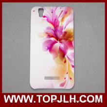 Photo personnalisé impression Sublimation blanc téléphone 3D Case pour Coolpad F2