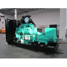 Grupo electrógeno de motor diesel CUMMINS de 350 kVA