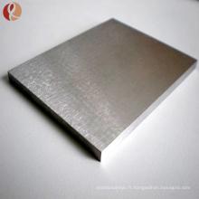 Le prix pur de feuille de plat de Hafnium adapté aux besoins du client de Chine fabriquent