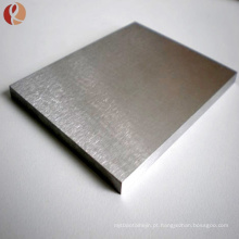 Preço puro personalizado da folha da placa do háfnio da manufatura de China