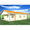 Steel Structure Prefabricated Movable House (KXD-PH8)