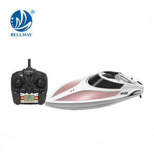 2.4 GHz 4Channel Radio Control High Speed Racing Boat