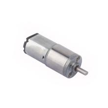 Motor de engranaje de alto torque de 6 V CC con caja de cambios de 16 mm