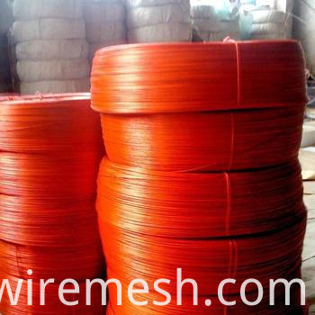 2mm PVC coated galvanized iron wire (3)