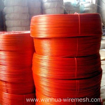 2mm PVC coated galvanized iron wire