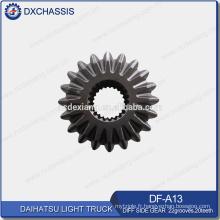 Véritable rapport latéral du camion léger Daihatsu Z = 22: 20 DF-A13