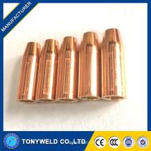 Accesorios de soldadura de CO2 Tweco Mig HD24-62