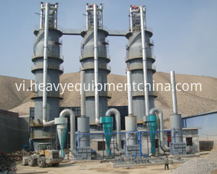 LLime Stone Calcination Plant