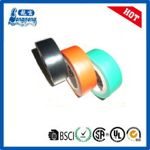 0,19 mm de ancho de PVC Cinta eléctrica Retardador de llama