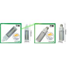 3 años de garantía 7W LED G24 Pl Lamp