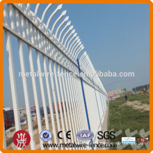 CE / ISO certification factory hot sale high quality steel frame fence