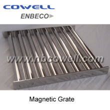 Rejilla magnética permanente para la máquina de soplado de la extrusora