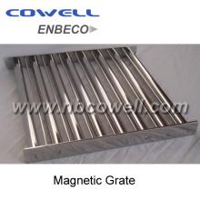 Grille magnétique permanent pour machine à souffler l'extrudeuse