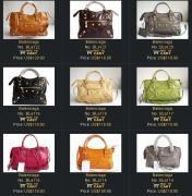 NEW spring  HOT Sale Balenciaga leather Handbags