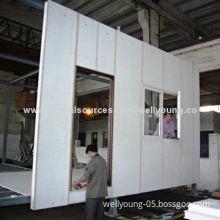 MGO SIP panels wall board, fireproof, waterproof