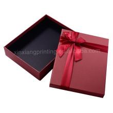 20.5 * 15 * 7.3 CM de haute qualité durable en utilisant diverses boîtes-cadeaux de vin en gros