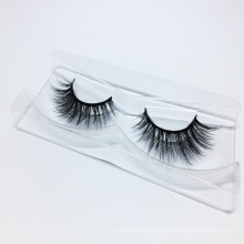 2018 Hot Selling Styles Facotry 3D silk Eyelashes With Private Label