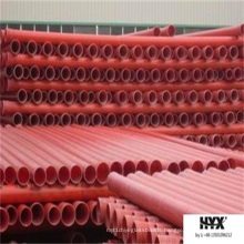 120 Degree Heat-Resistant Used FRP Cable Casing Pipe
