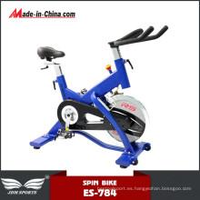 Nueva llegada de la venta caliente Big Capacity Spinning Bike inmóvil